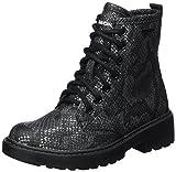 Geox Girls' J Casey K Combat Boots