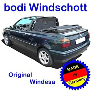 Bodi m-windschott vW golf 3 iV cabriolet