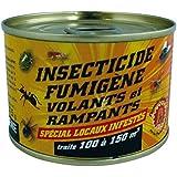 Fumigène Tous insectes - 37.5 Gr - ECOGENE