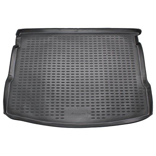 Fits Nissan Qashqai MK2 2014 Tailored Black Carpet Car Floor Mats Set 4