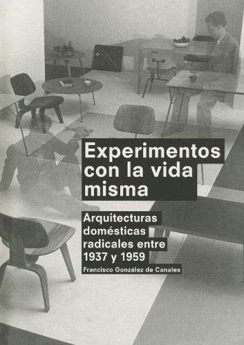 Experimentos con la vida misma (ACTAR)