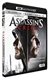 Assassin's Creed [4K Ultra HD + Blu-ray + Digital HD] [4K Ultra HD + Blu-ray + Digital HD] [4K Ultra HD + Blu-ray + Digital HD]