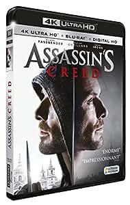 Assassin's Creed [4K Ultra HD + Blu-ray + Digital HD] [4K Ultra HD + Blu-ray + Digital HD] [4K Ultra HD + Blu-ray + Digital HD]
