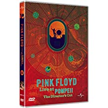 Pink Floyd - Live at Pompeii - The director's