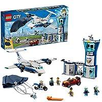 LegoCity Gökyüzü Polisi Hava Üssü (60210)