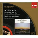 Sinfonien 1-4 / Ouvertüre / Scherzo und Finale