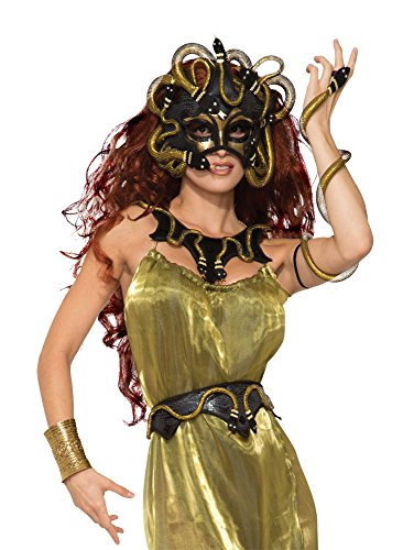 Forum Novelties 78917 Medusa Halsband, One Size