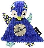 Déglingos - Baby Mantita Frigos, pingüino, peluche (36722)