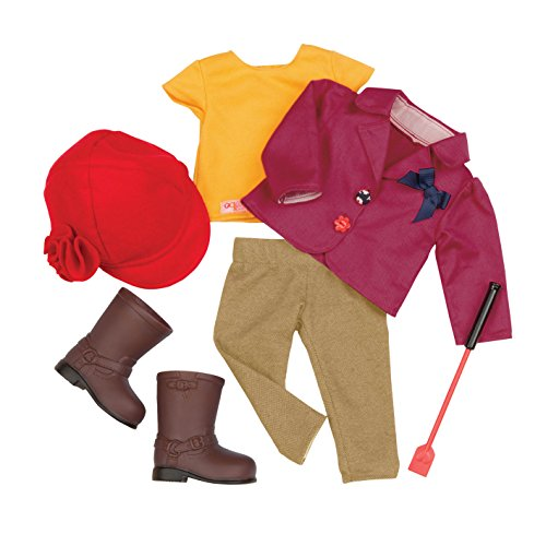 Our Generation 44326 - Outfit Deluxe - Reiteroutfit -