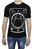 MCQ Alexander McQueen Herren T-Shirt schwarz schwarz XX-Large