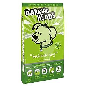 Barking Heads Dog Food Bad Hair Day Lamb and Rice 12kg