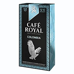 51Ki5sC-T4L._SS300_ 50 capsule compatibili Nespresso Professional - 50 capsule gusto Caffè Ristretto