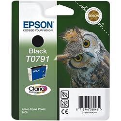 Epson Cartouche d'encre pour Stylus Photo 1400 noir Amazon Dash Replenishment est prêt