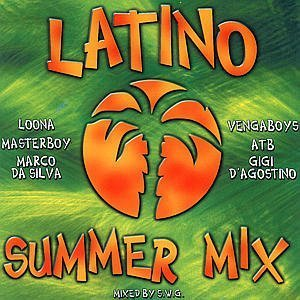 Spanien Italien Sommer Sonne Mix - 50 Titel Nonstop zum Durchlaufenlassen, Ideal für Grillparty, Strandparty, IPhone in der Sonne brutzeln