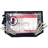 Knit Pro Deluxe Set Nova Metall set ferri intercambiabili da maglia in metallo