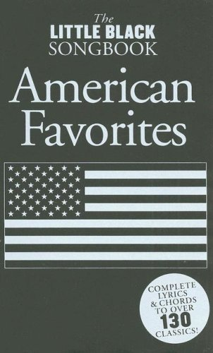 The Little Black Songbook: American Favorites