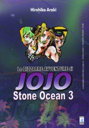 Stone Ocean. Le bizzarre avventure di Jojo: 3