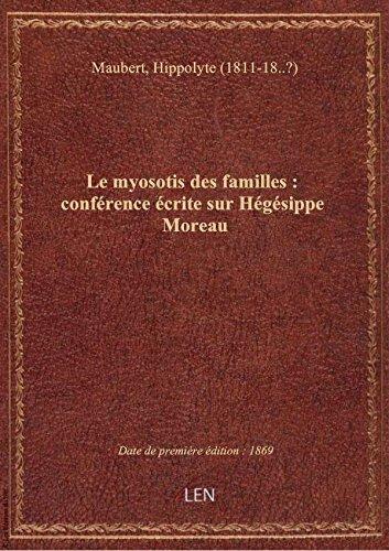Myosotis [Pdf/ePub] eBook