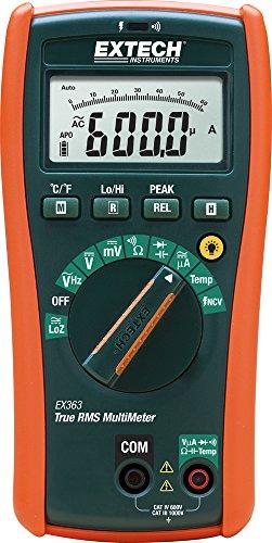 Extech Multimeter (Extech EX363 Kompaktes HLK (HVAC) True RMS Multimeter)