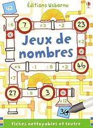 JEUX DE NOMBRES