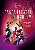 ELEGANCE - DANCE THEATRE OF HARLEM: Fall River Legend / Troy Game / The Beloved / John Henry (Studio Production, 1989) (NTSC) [DVD]