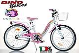 BICICLETTA DINO BIKES Bambina 20 Unicorn Art. 204 R-Un