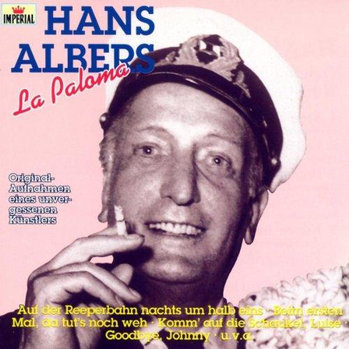 Hans Albers - Originalaufnahme...