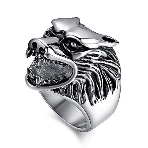 vnox-da-uomo-antico-in-acciaio-inox-testa-di-lupo-pollice-anelli-punk-jewelry-argento-nero-taglia-p-