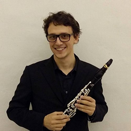 Arte in Studio (Vol. 1); Giacomo Alfano, clarinetto