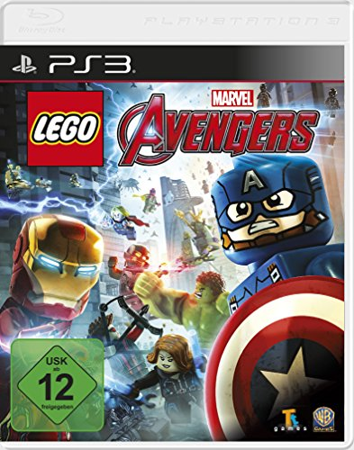 LEGO Marvel Avengers - Video Games Lego Avengers