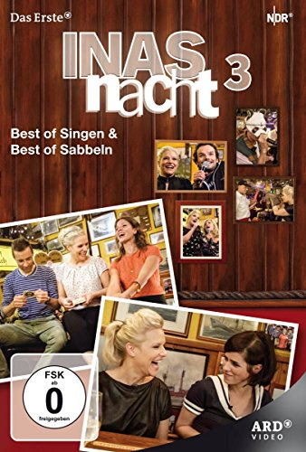 Inas Nacht - Best of Singen & Best of Sabbeln, Vol. 3 (2 DVDs)