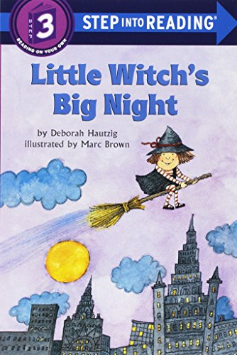 Little Witch's Big Night (Step into Reading, Step 3)