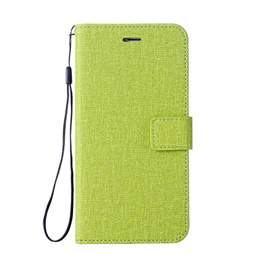 DENDICO Galaxy A5 2018 Hülle, Flip Brieftasche Tasche Handyhülle mit Standfunktion und Kartenfach,...