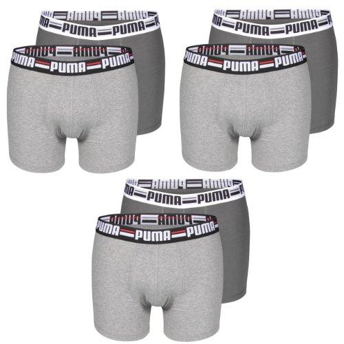 Puma Men Brand Boxer Boxershort NOS 2er, 4er, 6er Pack ribbon red (861)
