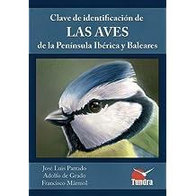 Clave de identificación de las aves de la Península Ibérica y Baleares
