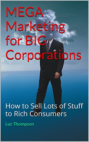 mega-marketing-for-big-corporations-how-to-sell-lots-of-stuff-to-rich-consumers-english-edition
