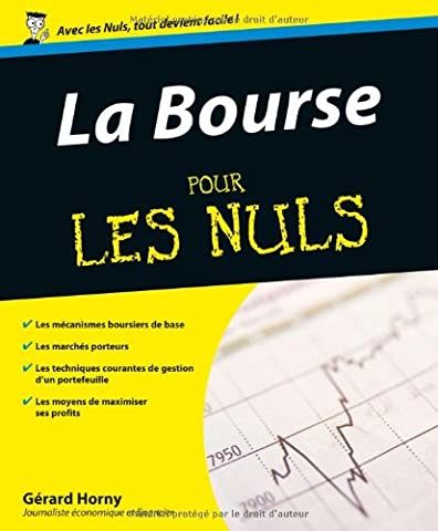 Vente Bourses - BOURSE POUR LES