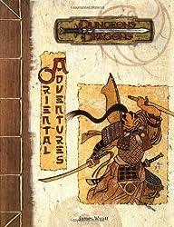 Oriental Adventures: Dungeons & Dragons Supplement (D&D Supplement)