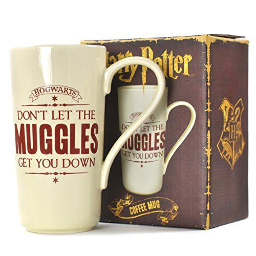 Taza de Latte de Muggles de Harry Potter