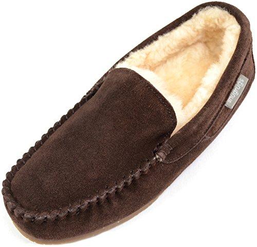 Pantofole Da Uomo Samuel Ciabatte Marrone (marrone)