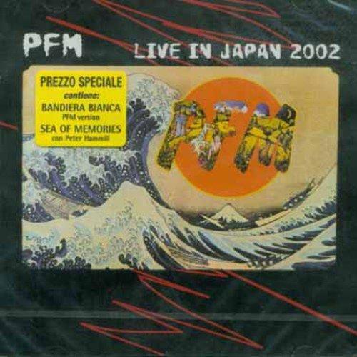 Preisvergleich Produktbild Live in Japan 2002