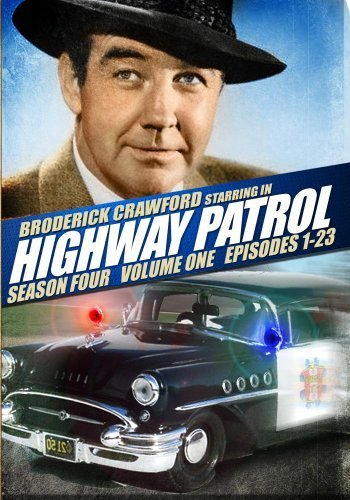 Highway Patrol: Season Four - Volume One (Episodes 1 - 23) - Amazon.com Exclusive by Broderick Crawford