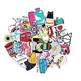 Ztotop Carino Sticker Adesivi per Moto Bici, Impermeabile Vinili Moto Bici Adesivi Sticker per Bambini, Computer Portatile, Automobili, motociclette, Bicicletta, Skateboard, Bottiglie d'Acqua -45pcs