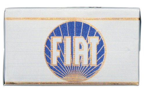 Fiat Major Il Maxi Cremino, espositore, Schichtpralinen, Haselnuss- & Mandelcreme, 56x20g -