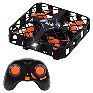 RC Mini Drone Quadcopter Taotuo 2.4G 4-Channel 6-Axis gyroscope Drone Kids Beginner Toy with 360° Flip Headless Mode One Key Return LED night lights