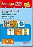 bambinoLÜK-Übungshefte / Kindergarten: bambinoLÜK: 3/4/5 Jahre: Logisches Denken 2