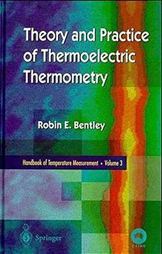 HANDBOOK OF TEMPERATURE MEASUREMENT COFFRET 3 VOLUMES : VOLUME 1, TEMPERATURE AND HUMIDITY MEASUREMENT. : VOLUME 2, RESISTANCE LIQUID-IN-GLASS AND PRACTICE OF THERMOELECTRIC THERMOMETRY