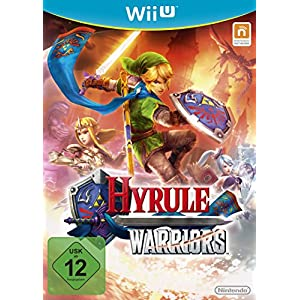 Hyrule Warriors – [Wii U]