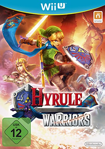 Hyrule Kostüm Warriors - Hyrule Warriors - [Wii U]