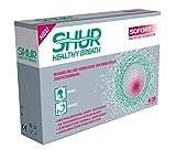 Shur Healthy Breath Atemerfrischer für Unterwegs - wirkt in Mund & Rachenraum sowie im Magen, 28 Kapseln